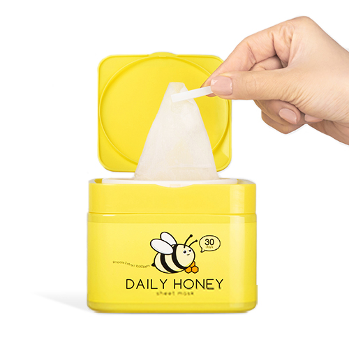 QTBT 日常蜂蜜面膜